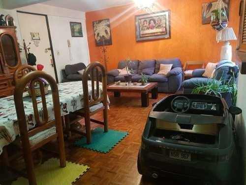 Departamento En Venta En Villa Olímpica, Tlalpan, Cdmx