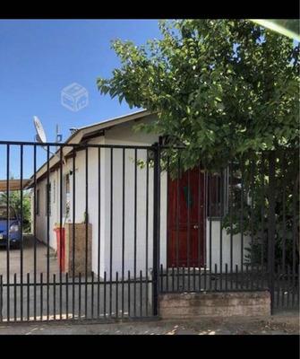 Vendo Casa En Pelarco