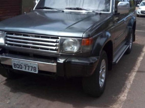 Mitsubishi Pajero 93 Turbo Intercu