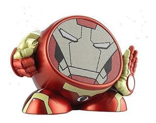 Altavoz Bluetooth De Iron Man