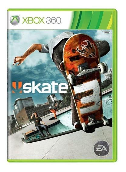 Skate 3 Xbox 360 Mídia Física Pronta Entrega