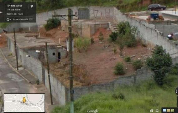 Terreno Em Jardim Bela Vista, Itapevi/sp De 0m² À Venda Por R$ 220.000,00 - Te491666