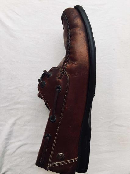 Zapatos De Hombre Náuticos