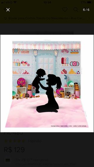 Fundo Fotográfico Infantil/newborn Doceria