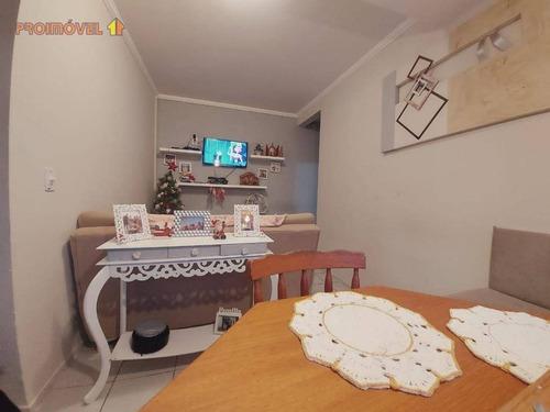Imagem 1 de 10 de Apartamento, Condomínio Primavera - Itu Sp - Ap0405