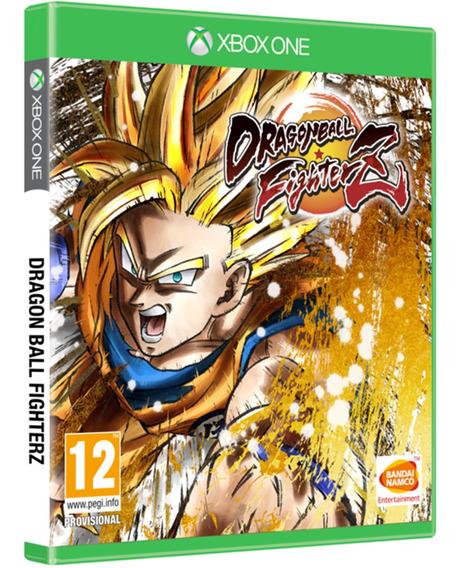 Dragon Ball Fighterz Xbox One Midia Fisica Lacrado Nacional