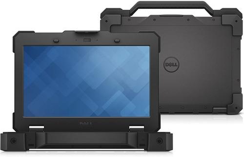 Imagen 1 de 4 de Notebook Dell 14´ Rugged Extreme Corei5 4310u 8gb 128 Gb Ssd