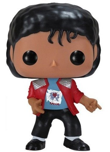 Funko Pop! Michael Jackson Beat It