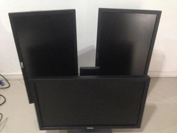 Monitor Dell Ultrasharp U2211ht 21,5p Lcd Dvi-d Displayport