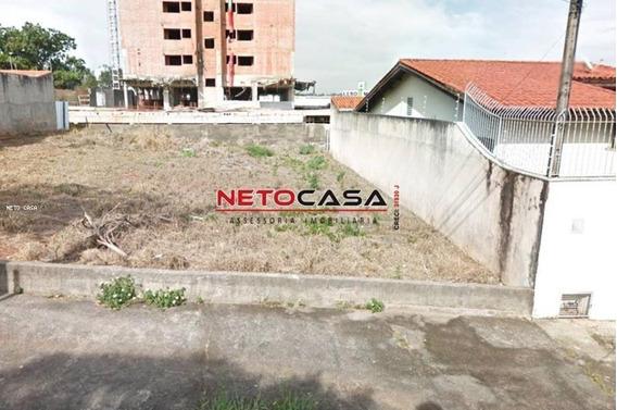 Terreno Para Venda Em Sorocaba, Jardim São Carlos - Tb010