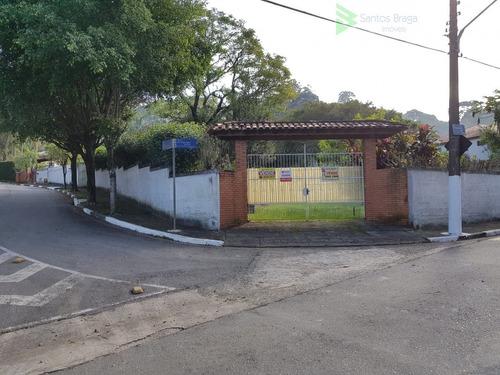 Chácara Para Venda Em Chácara Jaraguá São Paulo-sp - 517