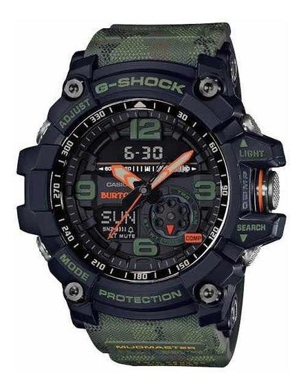 Relógio Casio G-shock Mudmaster Burton Gg1000btn-1a