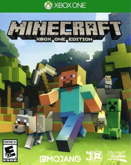 Minecraft - Xbox One - Mídia Digital - Joga Online