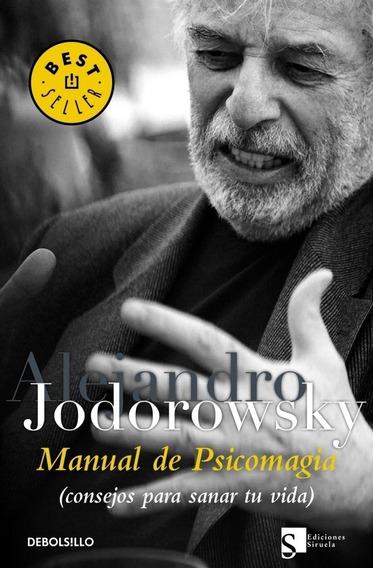 Manual De Psicomagia - Jodorowsky (best Seller)