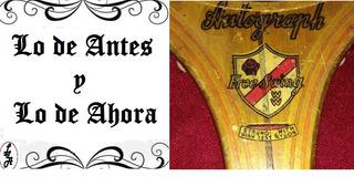 Antigua Raqueta De Tenis De Colección Autograph Free Swing