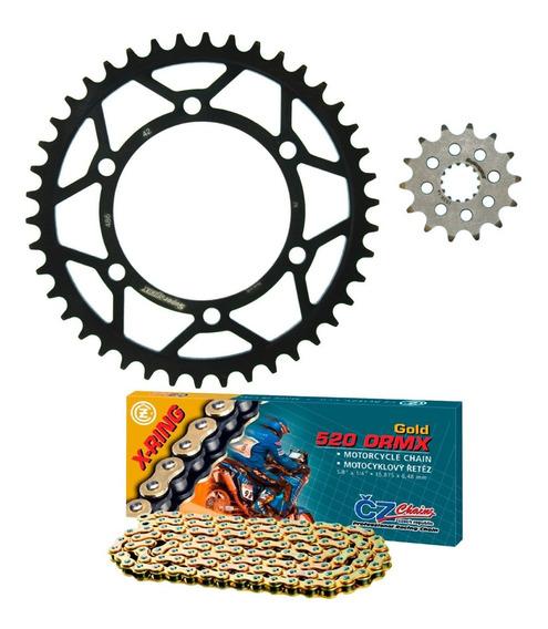 Kit De Transmisión Supersprox Ninja250/300 09-15 42/14+520