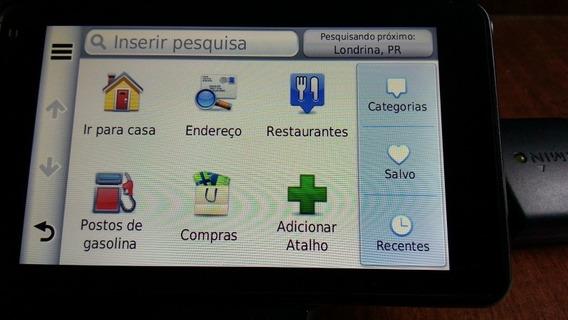 Navegador Gps Garmin Nuvi 3460 Bluetooth