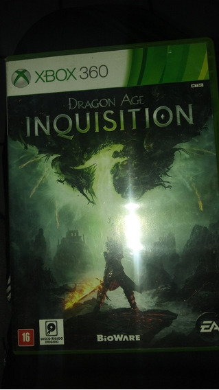 Dragon Age Inquisition Xbox 360 Pt-br