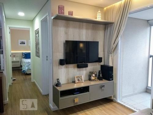 Apartamento À Venda - Brás, 2 Quartos,  52 - S893080815