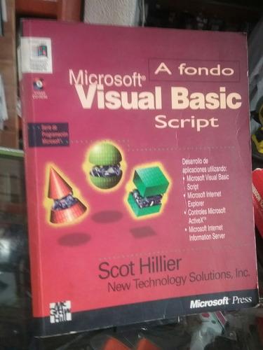 Microsof Visual Basic Sciript