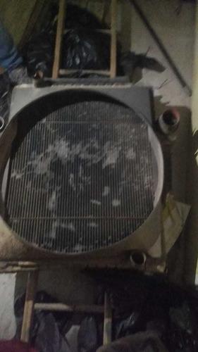 Radiador Com Interculho De Caminhão