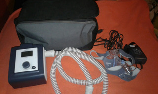 Cpap Fhilips Respironics Remstar Auto A-flex Completo