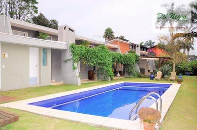 Casa Residencial À Venda, São Fernando Golf Club, Granja Viana. - Ca1448