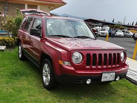 Jeep Patriot Latitude Aut 2014