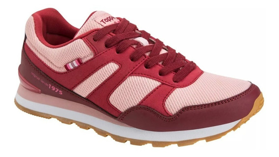 Zapatillas Mujer Topper Running Tilly Varios Colores Abc D