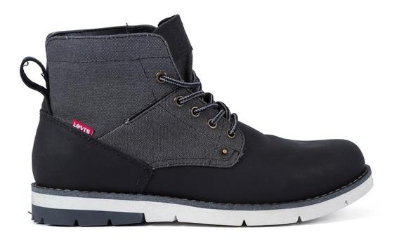 Bota Levis Masculino Work Boots Jax Preto