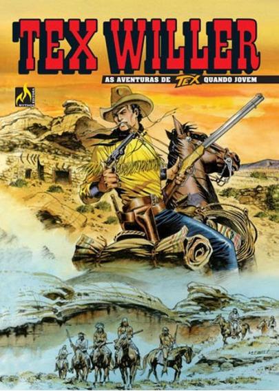 Tex Willer - As Aventuras De Tex Quando Jovem - A Quadrilha