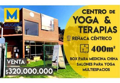 Centro De Yoga Y Terapias En Reñaca