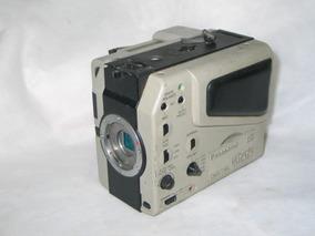 Filmadora Panasonic Hd Wv-d5100 Tv Transmissão Leia Tudo