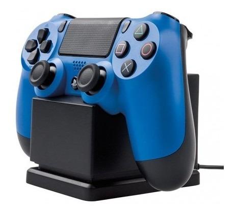 Cargador Control Ps4 Power A Stand Cargador Control Tk415