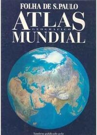 Livro Atlas Geográfico Mundial