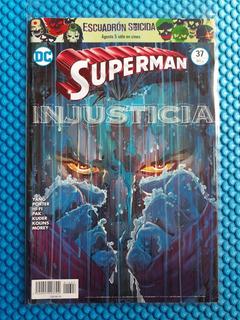 Dc Comics Superman #37 (1 Ago 2016) Grapas Televisa