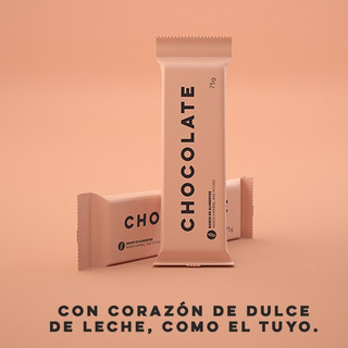 Chocolate Banco De Alimentos - Prod Virtual Donación Real