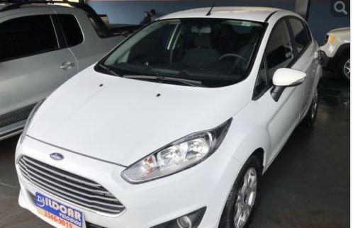 Ford Fiesta 1.6 16v Se Flex Powershift 5p