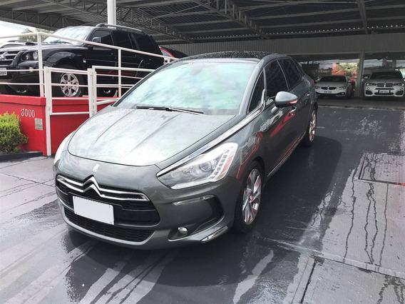 Citroën Ds5 1.6 16v 165cv Turbo Intercooler Gasolina 4p