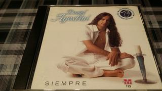 Daniel Agostini - Siempre - Cd Promo Firmado - Rareza Origin