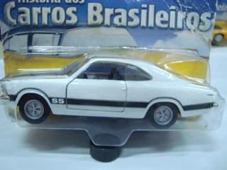 Miniatura Opala Ss 1:38 Carros Brasileiros Lacrada