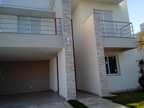 Casa - Em Condomínio, Para Venda Em Sumaré/sp - Imob46