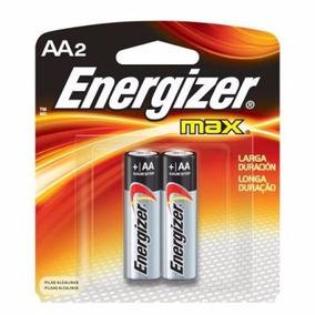 Pilha Aa2 Energizer Max Alcalina