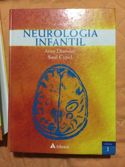 Livro Neurologia Infantil - 4a Edição Volumes 1 E 2