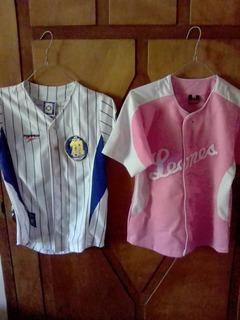 Camisas Deportivas Del Magallanes Y Caracas