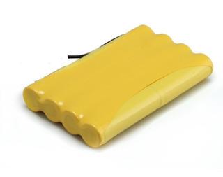 Bateria Automodelismo 9,6v - Aa 900mah Armado De Packs