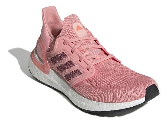 Tênis adidas Ultraboost 20 Rosa