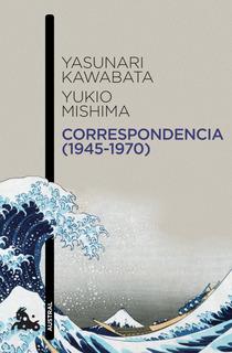 Correspondencia (1945-1970) De Yasunari Kawabata - Espasa