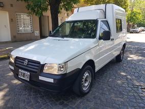 Fiat Fiorino 1.4 Con Aire Acondicionado Y Ventanas