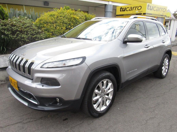 Jeep Cherokee Limited 3.2 At 4x4